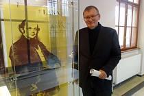 Jiří Kopáček je autorem výstavy Lanna - Monumenty století.