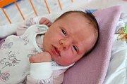 Sestřička Nikolka (2,5 roku) čeká doma v Českých Budějovicích na miminko Terezu Dufkovou. Maminka Klára Dufková přivedla 3,92 kg vážící holčičku na svět 14. 3. 2017 v 16.52 h.