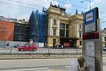 VČeských Budějovicích pokročila rekonstrukce vlakového nádraží, která vyjde Správu železnic na téměř sedm set milionů korun.