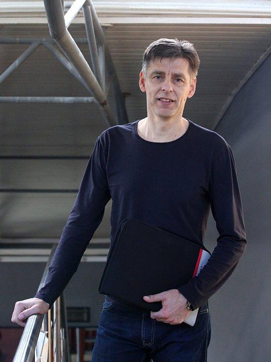 Trenér René Dvořák