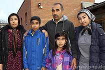 Afghánská rodina je po roce spolu.