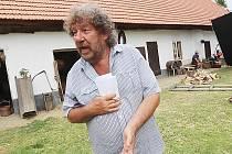 Režisér Zdeněk Troška natáčí od 21. května novou pohádku.