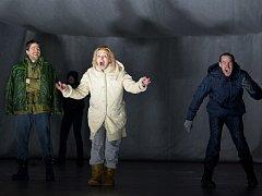 Groteskní thriller Blackout v Jihočeském divadle.