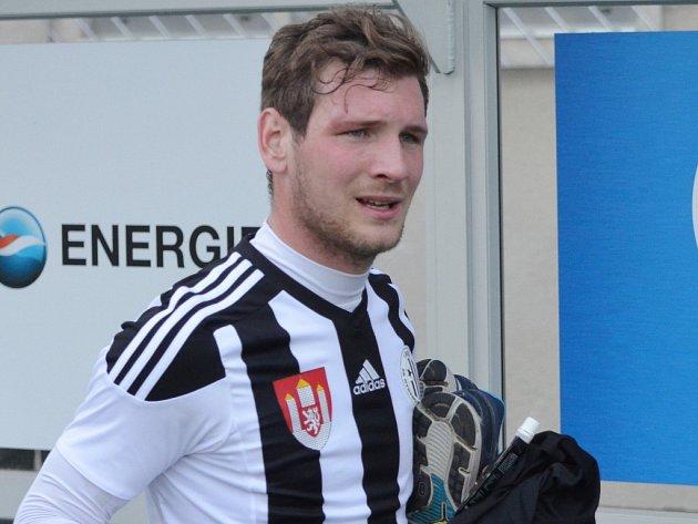 MIlan Ujec v poslední minutě zápasu Dynama s Varnsdorfem vyrovnal na 3:3.