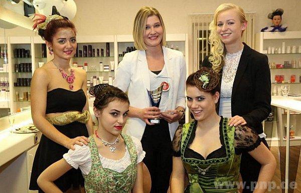 Kadeřnice zlíhně talentů vSimbachu.