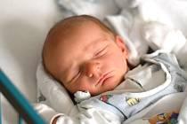 Jako první se letos budějovické porodnici narodil 1. 1. 2019 ve 2.56 h Dominik Prágr z Č. Budějovic. Syn Kristýny Prágrové vážil 4,02 kg. Má brášku Adámka (2 a ¾ roku).