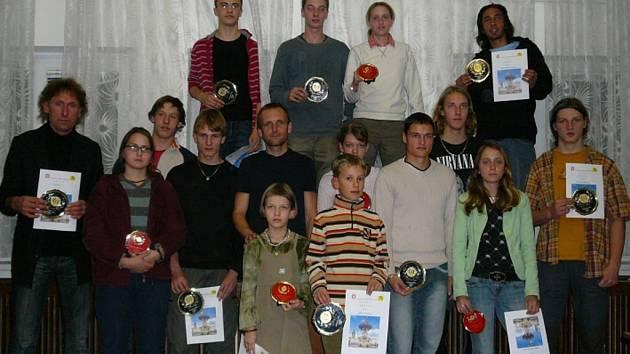 Atletický oddíl spojil valnou hromadu s vyhlášením svých nejlepších sportovců za uplynulý rok. Budějovický Sokol se může pochlubit reprezentačními starty i medailemi z MČR.