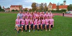 Bronz získal na mistrovství republiky ve frisbee, které se konalo 8. a 9. září v Českých Budějovicích, v ženské kategorii spolupořádající tým 3SB z českobudějovického Sokola.