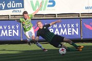 Z utkání Dynamo České Budějovice - Příbram