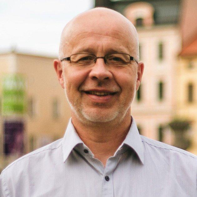 Ivo Moravec, České Budějovice, Občané pro Budějovice (HOPB)