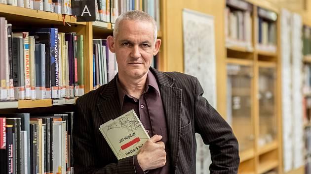 Českobudějovický spisovatel Jiří Hájíček.