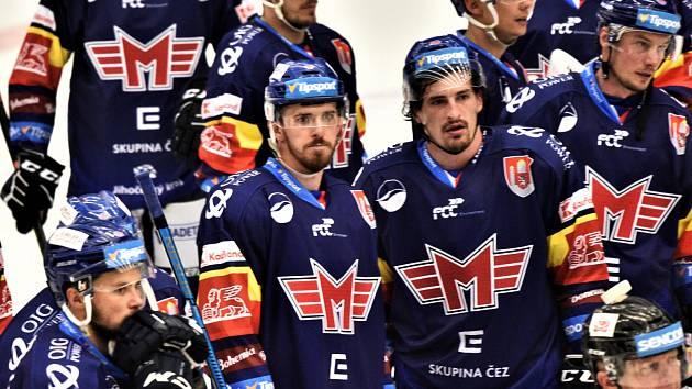 Hokejisté Motoru vyhlížejí další zápas.