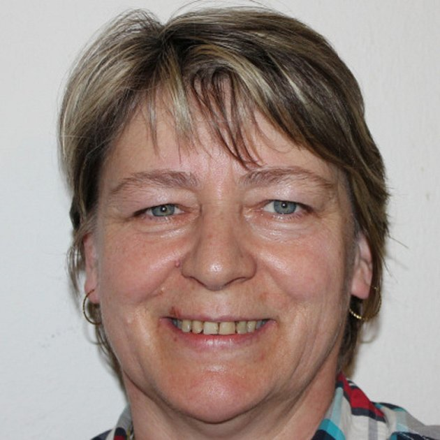 Olga Kortanová, Kostelec n. Vlt., 53let