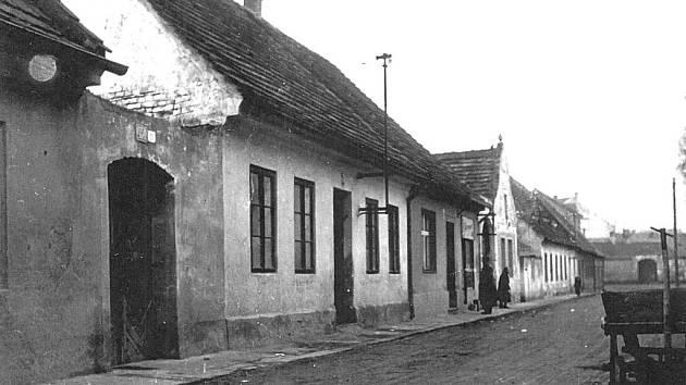 KDYSI: Staroměstská v roce 1950
