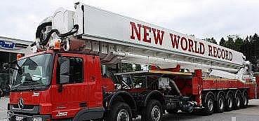 """Sen hasičů ve """"sbalené"""" podobě."""