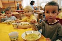 Budějovičtí radní chtějí navýšit kapacitu mateřských škol o dalších 65 míst. Ilustrační foto.
