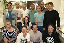 Fotbalisté Dynama společně s fanoušky byli v českobudějovické nemocnici darovat krev.