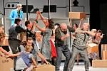 Cenu za nejoblíbenější inscenaci roku 2018 udělili diváci opeře Prodaná nevěsta v režii Marka Mokoše, která zvítězila nakonec hned třikrát.