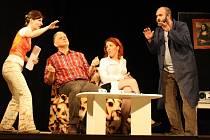 Do zákulisí příprav premiéry dává humorně nahlédnout hra Mátový nebo citron, kterou nazkoušeli herci z českobudějovického divadelního spolku J. K. Tyl.