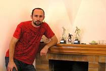Tomáš Kučera, nejlepší hráč posledních dvou ročníků okresního přeboru, má na jaře zvednout Sedlec ze dna tabulky.