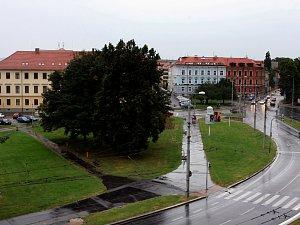 Nová budova divadla má vyrůst na Mariánském náměstí.