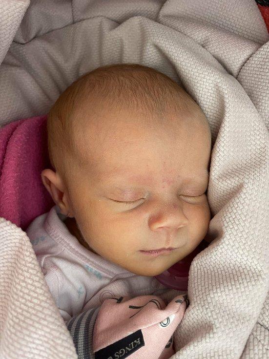 Lucie a Petr Soukupovi přivítali 18. 5. 2021 na světě dceru Báru Soukupovou. Její porodní váha byla 2,93 kg. Sbírat první životní zkušenosti bude v Otíně.