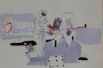 Dílo Romana Brichcína si prohlédnete v Domě umění.