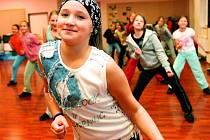Mezi tanečníky pohybového centra Move 21 najdeme všechny věkové kategorie: od tříletých po padesátileté.