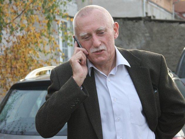 Nový poslanec za Jihočeský kraj Jan Zahradník (64 let, ODS)