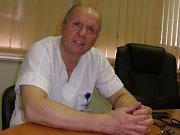 Poslední náčelník českobudějovické vojenské nemocnice plukovník Jan Dunda.