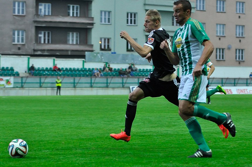 Synot Liga : Bohemians 1905 - SK Dynamo Č. Budějovice