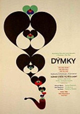 Plakát kfilmu Dýmky.