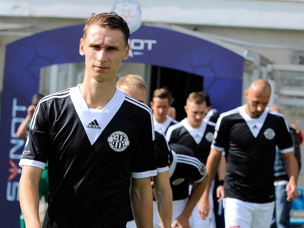 Pavel Novák podal v Hradci dobrý výkon.