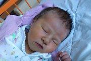 Dvouletý Ondrášek bude celoživotním parťákem novorozené Leontýně Hornychové. Na svět ji maminka Pavla Hornychová z Českých Budějovic přivedla 10. 12. 2017 v 6.37 h. Leontýnka vážila 3,49 kg.