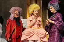 Jihočeské divadlo uvádí slavnou hru Misantrop v moderní verzi dramatika Martina Crimpa.