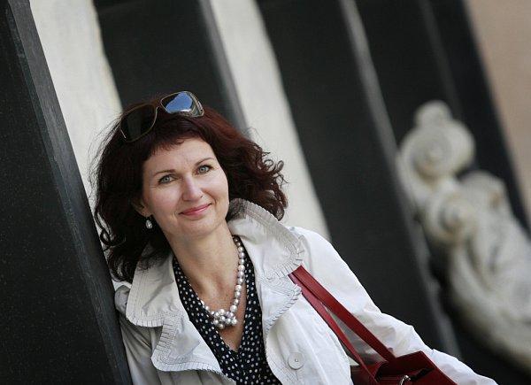 Monika Němcová.
