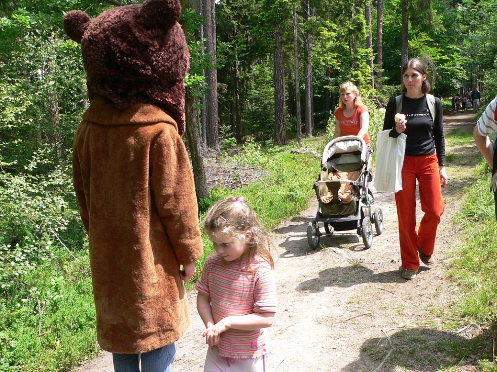 Pohádkový les 2007