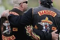 Bandidos jsou nepřehlédnutelní.