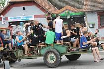 Fotbalisté Ševětína umějí slavit, v minulých dvou letech se takhle radovali z postupu. V uplynulé sezoně si poprvé v historii zahráli krajský přebor.