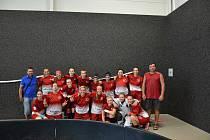 V Týně nad Vltavou bude hrát jeden z nejepších českých florbalových týmů.
