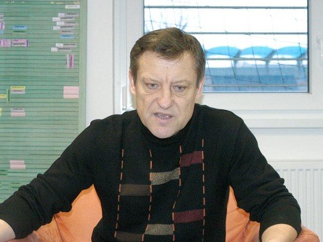 Generální manažer Dynama Jiří Kotrba odpovídá na dotazy Deníku jižní Čechy.