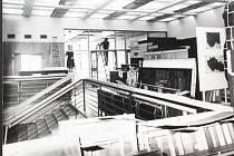 Vědecká knihovna se mohla po roce 1989 přesunout na Lidickou třídu. Bývalé Muzeum dělnického revolučního hnutí muselo pryč.