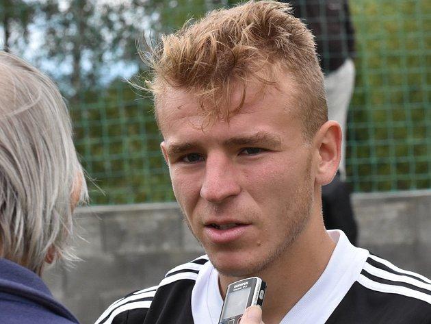 Michal Řezáč po zápase Dynama s Benešovem (2:0) odpovídá na dotazy Deníku jižní Čechy.