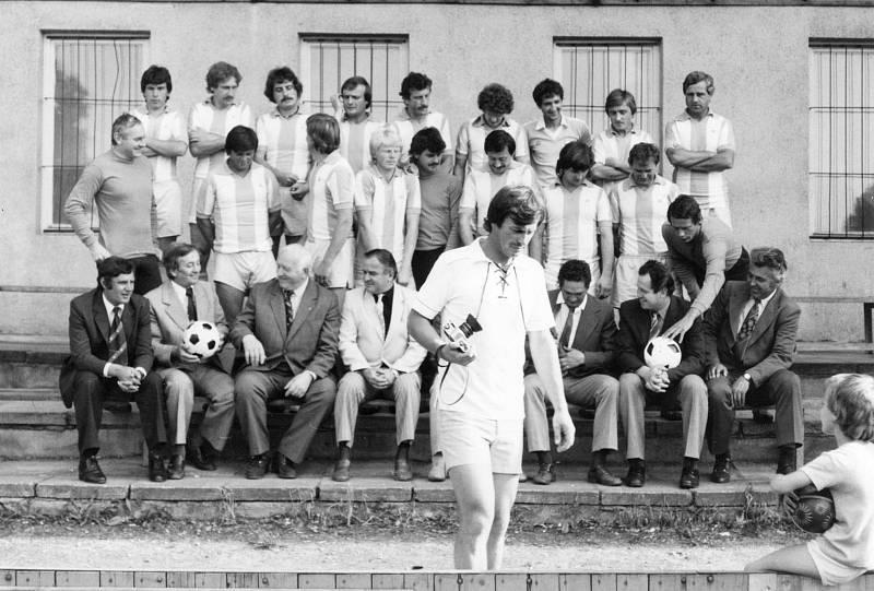 Fotbalisté ve Vodňanech slaví 125 let