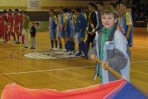 Radost v Třeboni, česká reprezentace vyhrála ME do 21 let ve futsalu - sálovce