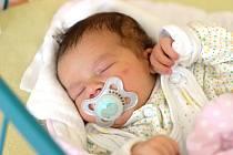Starší sestrou je od 29. 6. 2020 14měsíční Kačenka z Českých Budějovic. Maminka Klára Kočerová v tento den ve 4.45 h. porodila Karin Ryšánkovou, vážila 3,19 kg.