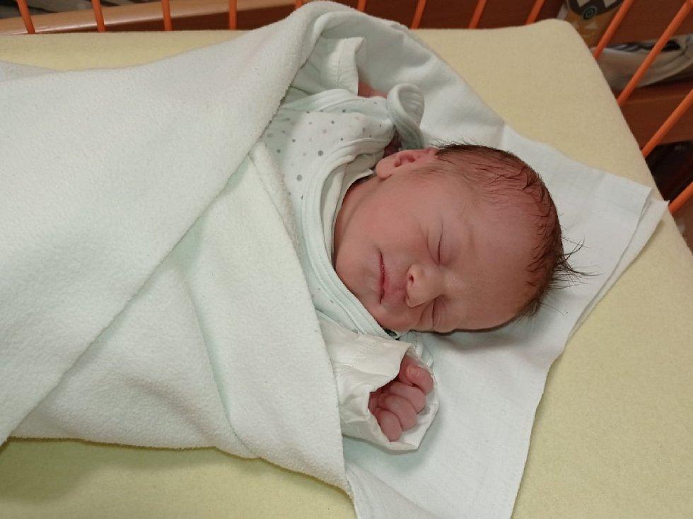 Inna se narodila Prvním miminkem na jihu Čech je holčička Inna z Českých Budějovic