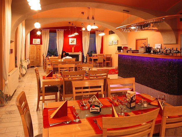 Restaurace – hotel Prajer