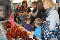 Kulinářský festival Gastrofest opět přilákal na českobudějovické výstaviště mnoho lidí.