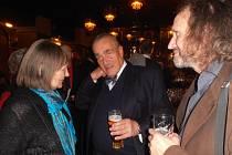 S bývalými disidenty se Karel Schwarzenberg se kamarádí stále.